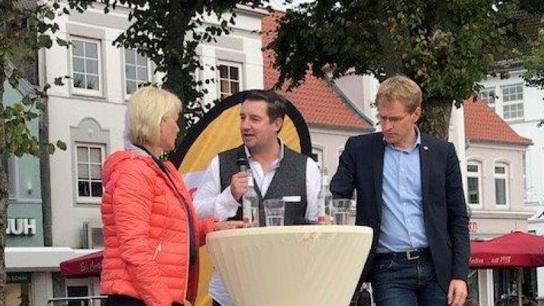 After-Work-Talk mit Daniel Günther