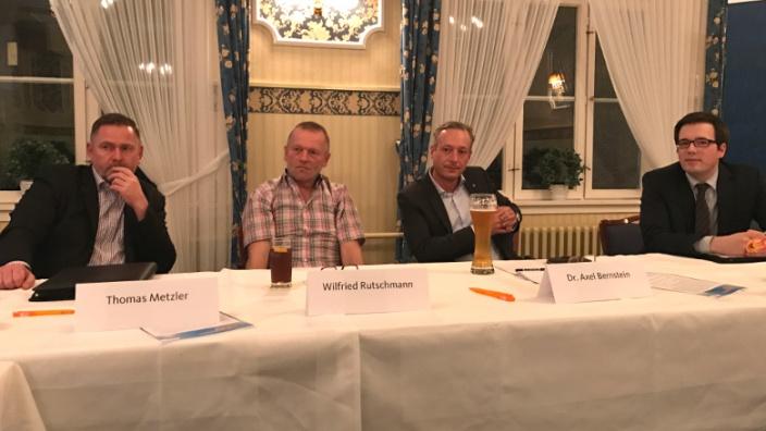 CDU Meldorf diskutiert über die innere Sicherheit