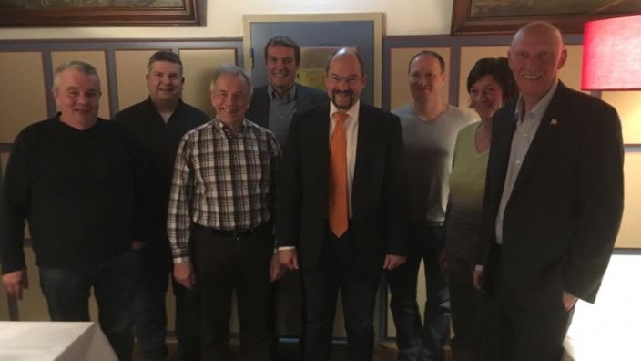 Jahreshauptversammlung des CDU-Ortsverbandes Büsum