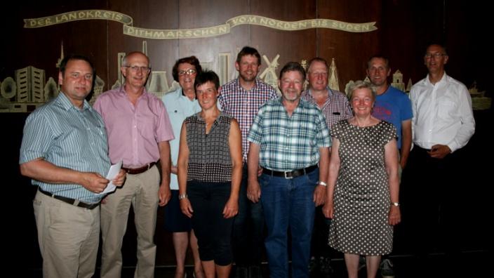 CDU Pellworm besucht Dithmarschen