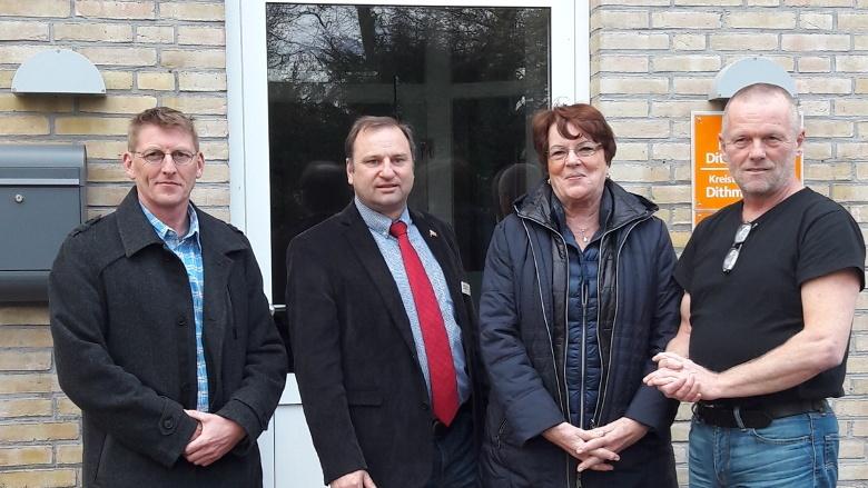 Polizei: Stellenstreichung in Dithmarschen