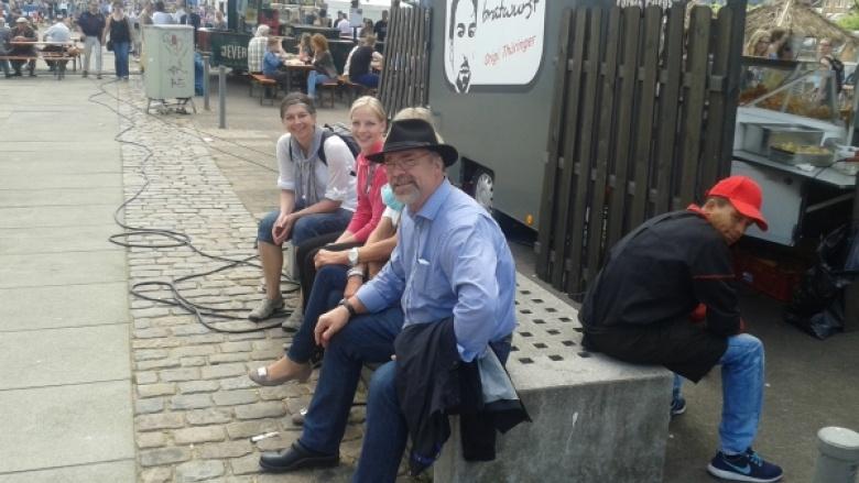 Fahrt zur Kieler Woche des CDU Ortsverbandes Friedrichskoog