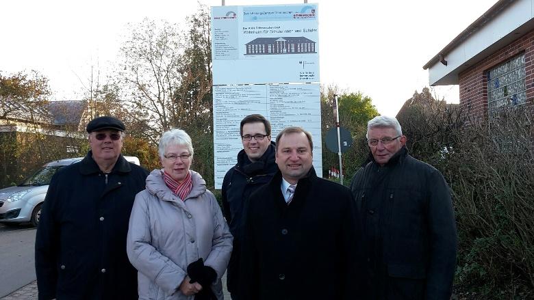 """CDU: Meldorf """"baut und plant"""" für die Zukunft"""
