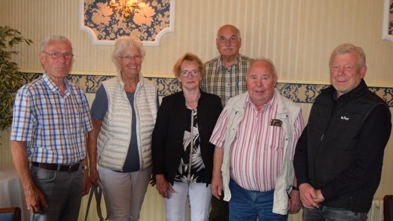 Vorstand der Seniorenunion