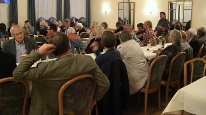 """Gelungene Veranstaltung zum Thema """"Gänsefraß"""" der Kreisfachausschüsse Agrar und Umwelt von Dithmarschen und Nordfriesland"""