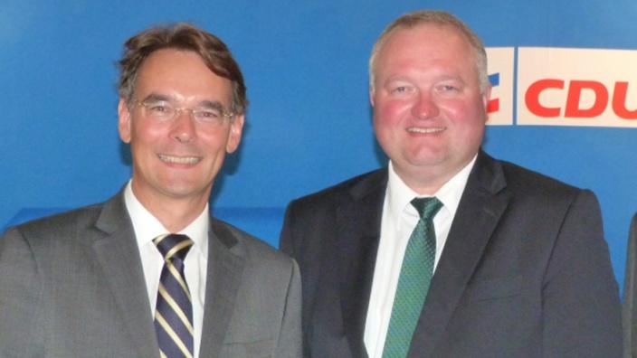 Ingbert Liebing, Dr. Henning Görtz