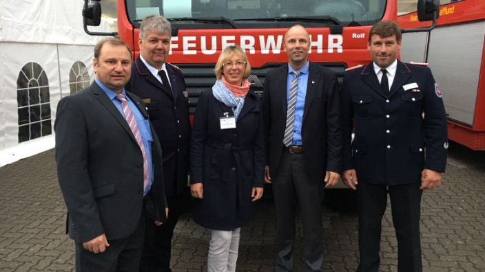 Parlamentarischer Abend beim Landesfeuerwehrverband Schleswig-Holstein